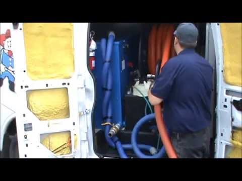 How to use a Hoser(Vacuum Hose Cleaner)