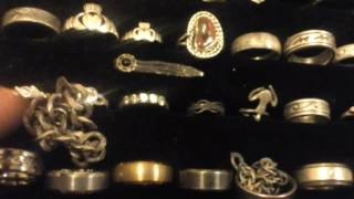 2017 Treasure found, finding Gold coins rings and more.