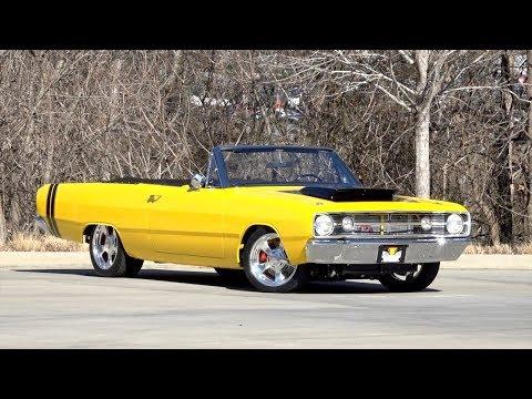 136116 / 1968 Dodge Dart