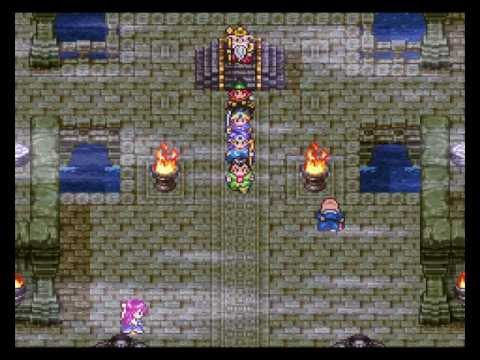Dragon Quest III SFC/SNES Jester to Sage Class Change