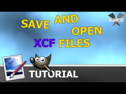 Save and Open Gimp XCF Files in Paint.NET