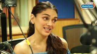 Sanjay Dutt and Aditi Rao Hydari on Bhoomi and working with each other