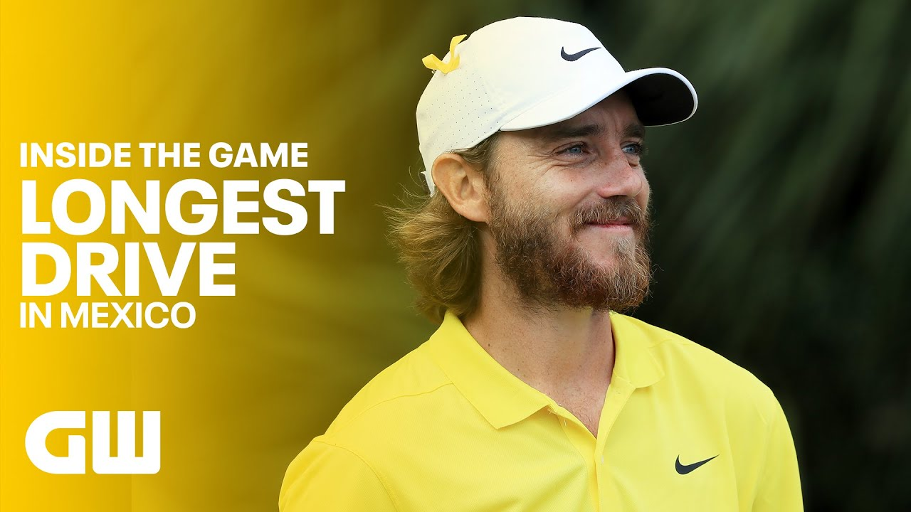 Does Tommy Fleetwood Have The Longest Drive? | Golfing World
