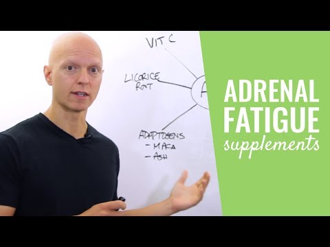 The 7 BEST Supplements for Adrenal Fatigue