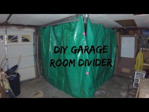 JWF- DIY Garage Divider