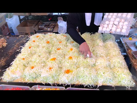 Xxx Mp4 Japanese Street Food Okonomiyaki 3gp Sex