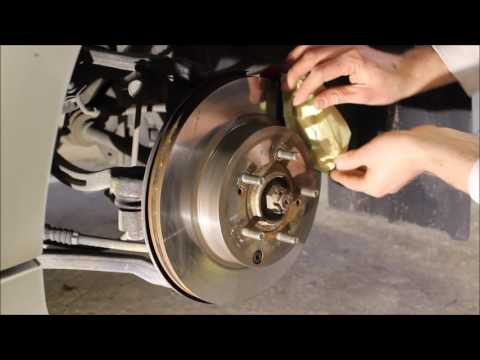 How To Paint Old Rusty Brake Rotors