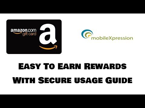 Earn Unlimited AMAZON Gift Cards Using Android Nougat and Below    How Mobilexpression Earns   