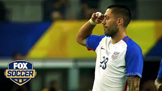 Dear Clint Dempsey: Please break the USMNT scoring record during the Gold Cup Final | FOX SOCCER