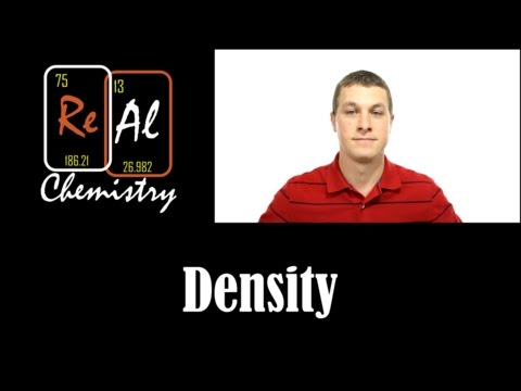 Density Calculations - Real Chemistry