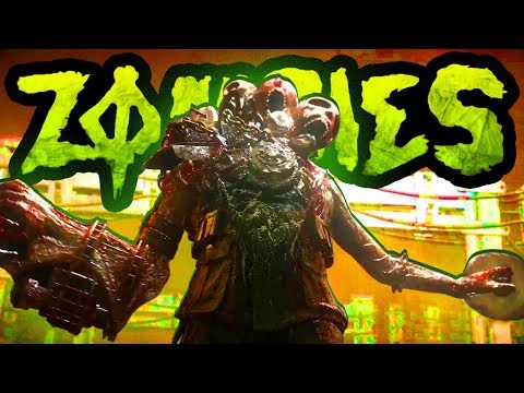 NEW SHADOWED THRONE ZOMBIES GAMEPLAY TRAILER!! (RARE ZOMBIES CONTENT, TRAILER BREAKDOWN!!!!)