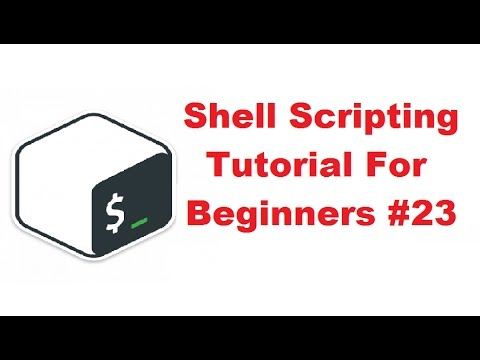 Shell Scripting Tutorial for Beginners 23 - Functions