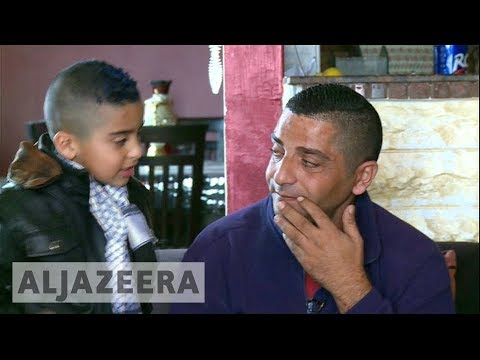 Exiled Palestinians in Gaza long for home