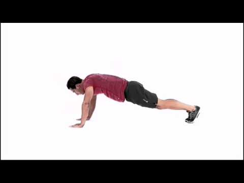 Plank Pike Jumps Exercise