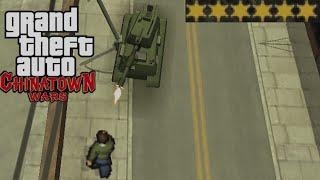 GTA: Chinatown Wars [PSP] Free-Roam Gameplay #5 [HD]
