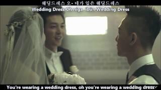 TaeYang Wedding Dress Eng subs+romaniztion+hangul