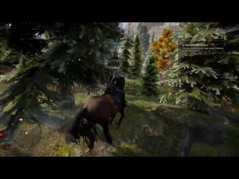 Dragon Age Inquisition HOW TO ENTER REDCLIFFE AREA