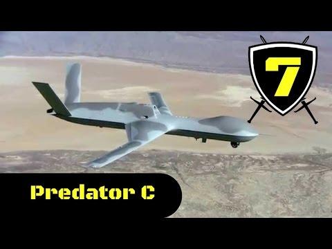 Avenger Predator C Future Drone Combat Simulation