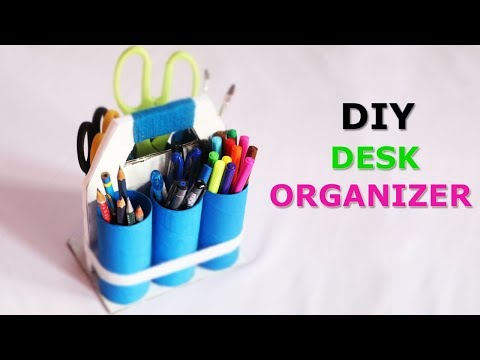 Useful Paper Roll Crafts Idea | Best out of Waste | Little Crafties
