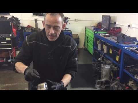 oil in Radiator how to