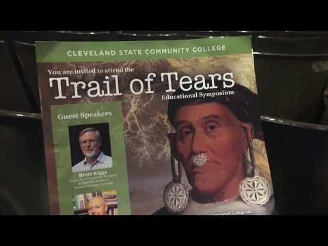 Trail of Tears Symposium~