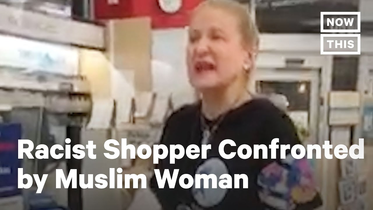 Muslim Woman Stands Up to Racist Shopper at Walgreens