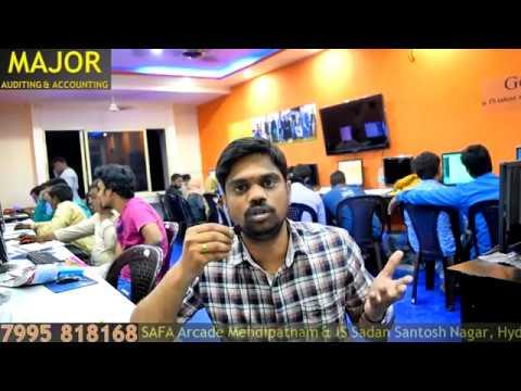 Major Accounting   Student Reviews in Telugu Mar 2018