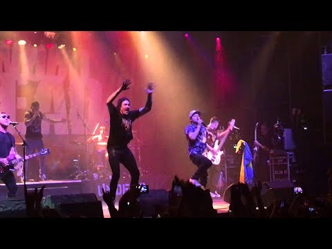 Hollywood Undead - Undead (Live) - The Nick Rayns LCR, Norwich 2018- HD