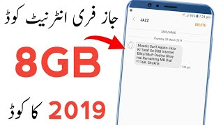 6 minutes, 9 seconds) Mobilink Jazz Free 6Gb Internet New