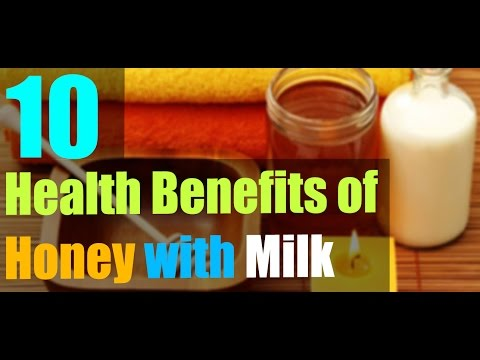 10 Health Benefits of Honey With Milk | Best of 2017 | Health Doctor