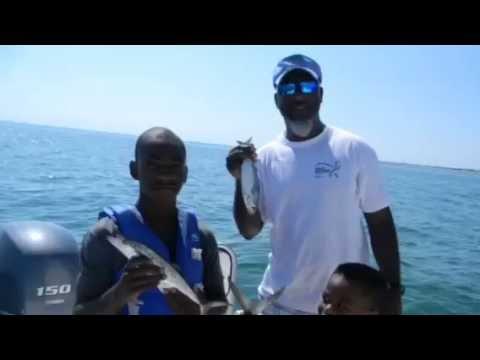 Beaufort Inlet Spanish Mackerel Fishing