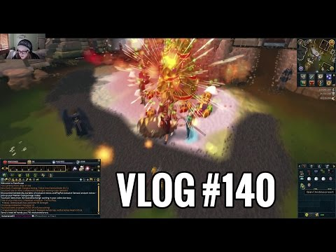 Getting into the Christmas spirit! - Runescape Vlog #140