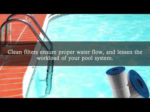 Should I Clean My Pool Filter? PSA