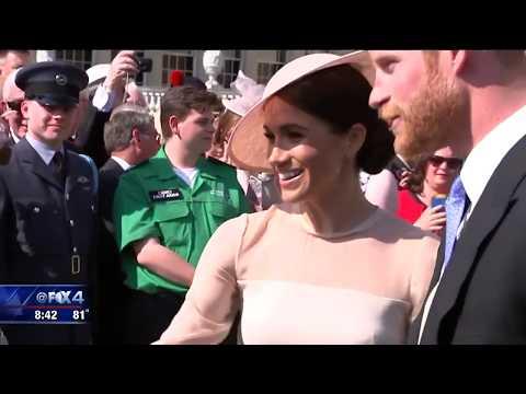TMZ: The Royal Honeymoon