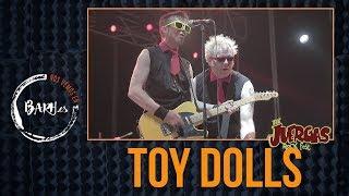 The Juerga S Rock 3a Edicion   Entrevista Toy Dolls    Barh Es