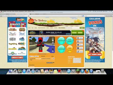 How to Download Minecraft Skins PC and Mac