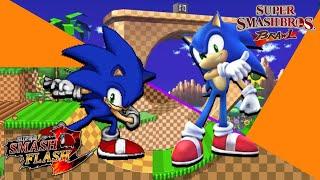 SSF2 BETA: Super Sonic mod