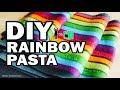 I Tried Tasty's Rainbow Pasta, Corinne VS Cooking