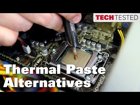 Thermal Paste Alternatives: Nutella On My Processor
