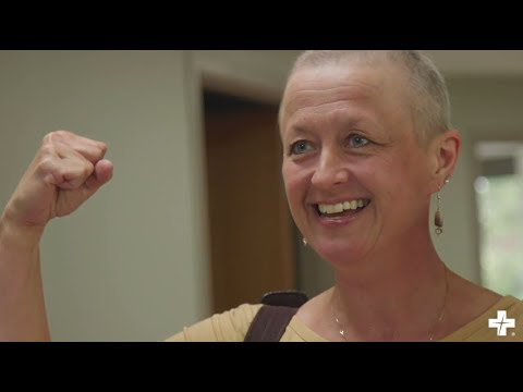 Breast Cancer Survivors Celebrate Their Last Treatment