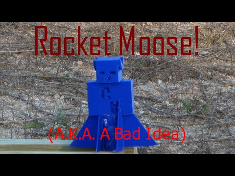 5K Sub Special: How NOT To Make A Working Rocket In Real Life