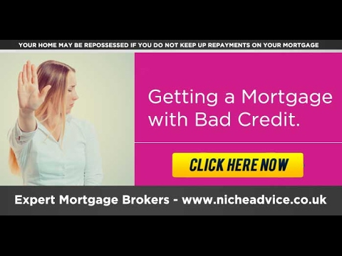 Getting a Mortgage with bad credit in the UK
