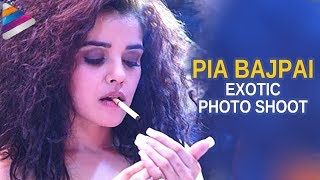 Pia Bajpai Latest Exotic Photo Shoot | Celebrities Latest Photoshoot | Telugu Filmnagar