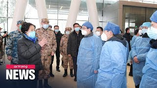 Deadly COVID-19 spreading in China and beyond