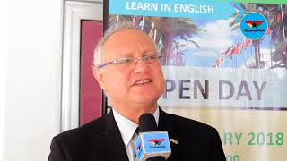 Israeli universities provide quality education - Israeli Ambassador to Ghana