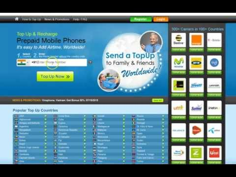 How To Top Up Your Phone and Add Minutes Instantly at Topup. com