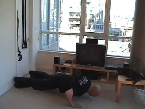 Home Chest Workout Without Weights