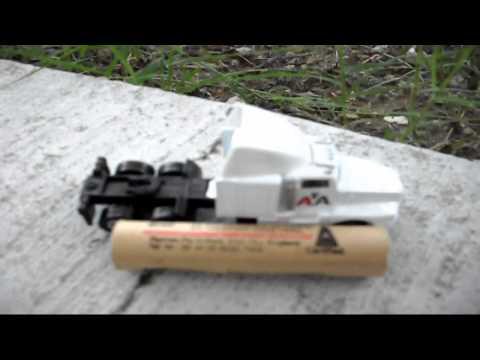 Toy Rocket Cars! (awsome)