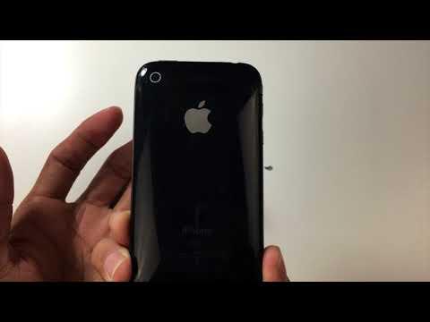 Original iPhone 3G Con Jailbreak iOS 4.2.1