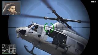 RESCUING HURRICANE SURVIVORS - HELICOPTER HEAT VISION MOD - GTA V Mods